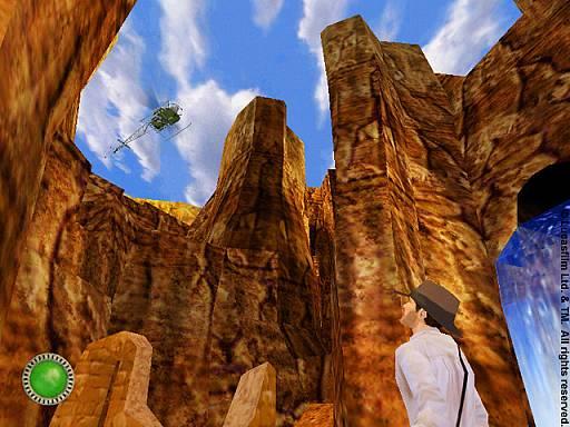 Spieletest: Indiana Jones und der Turm von Babel - Indiana Jones und der Turm von Babel