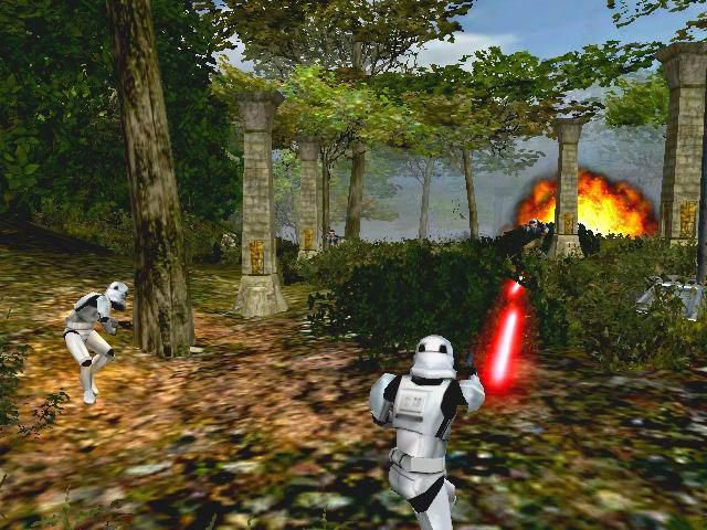 Star Wars Battlefront - Battlefield-1942-Klon für Jedi-Fans
