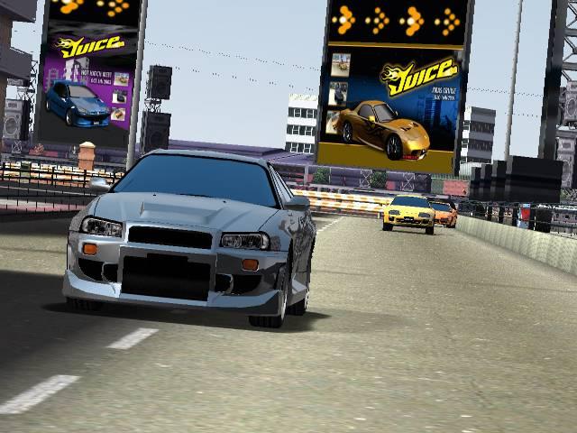 Juiced: Demo zum Need-for-Speed-Konkurrenten ist da (Upd.)