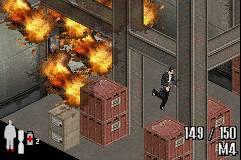 Spieletest: Max Payne - Zeitlupen-Action auch für den GBA