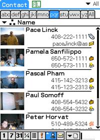 Termin- und Adressplaner Agendus 8.0 für PalmOS erhältlich