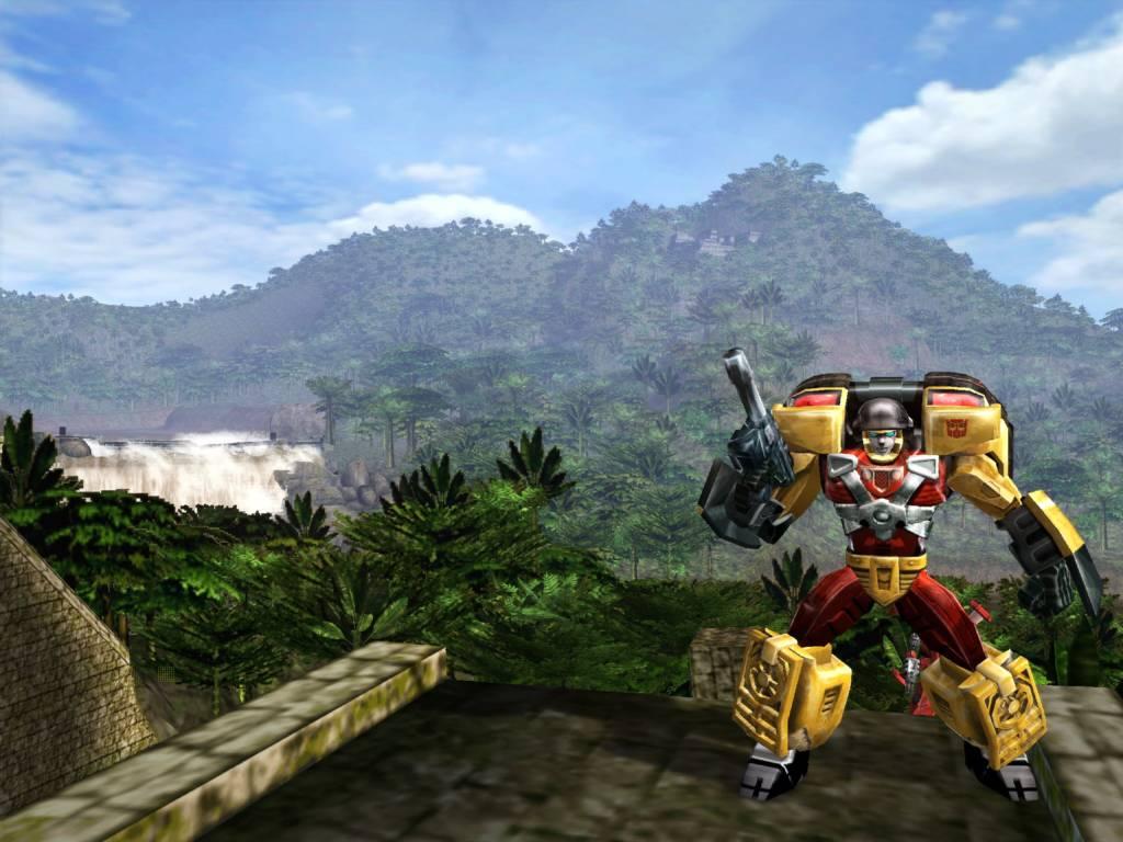 Spieletest transformers spielzeug roboter als