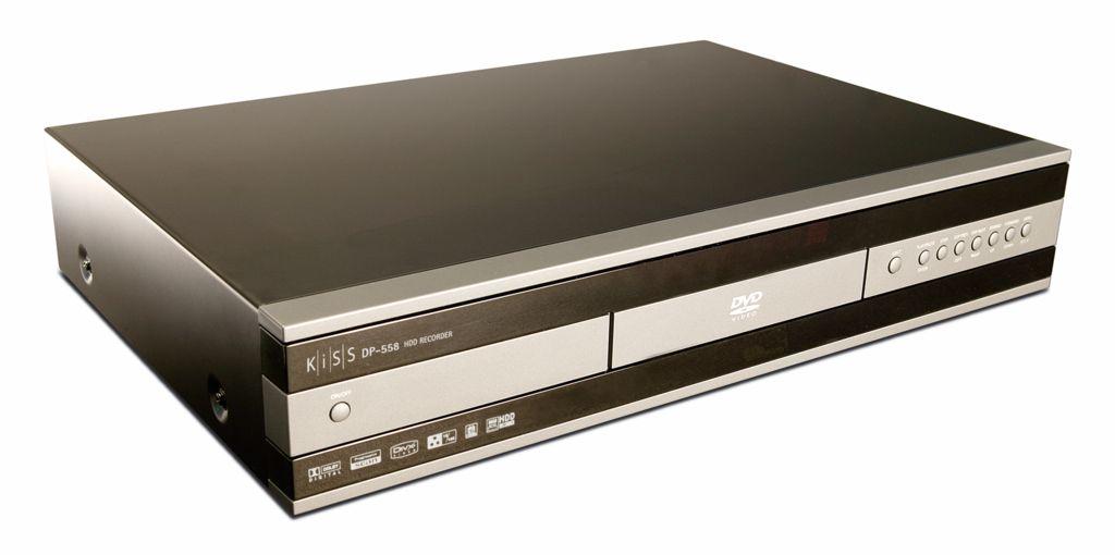 Festplatten-Videorekorder spielt DivX, Xvid und Nero Digital