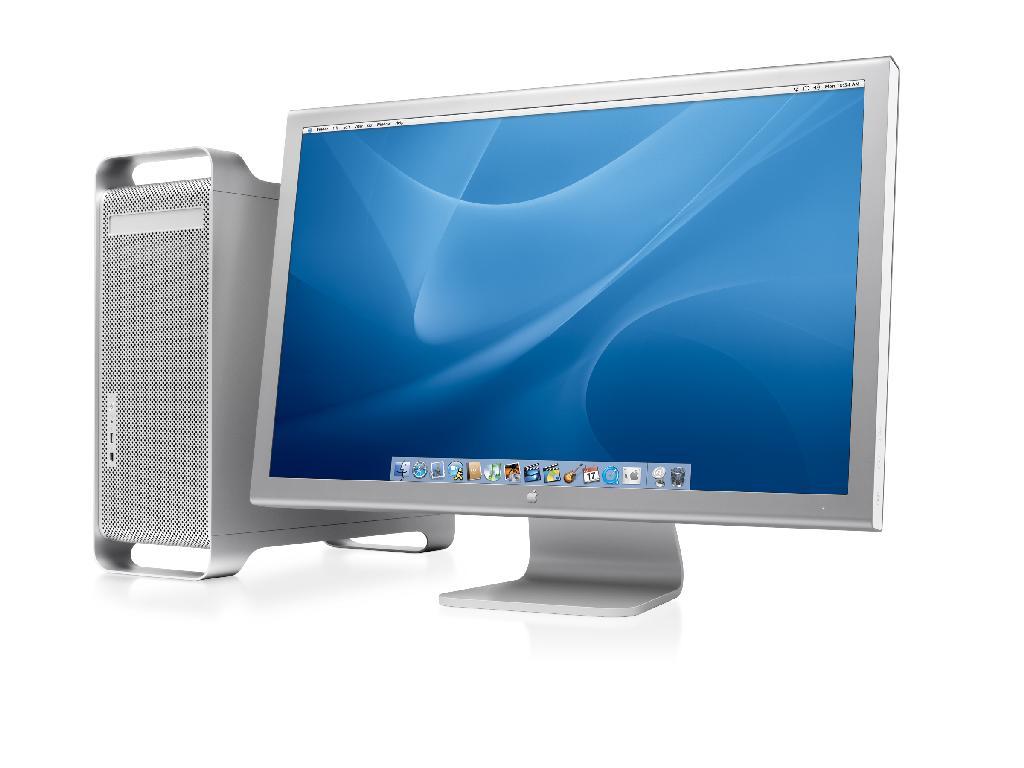 Apple: Hochauflösende Breitbild-LCDs mit bis zu 30 Zoll (U)