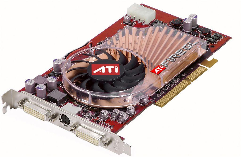 ATI FireGL X3-256 - Workstation-Grafikkarte mit X800 Pro