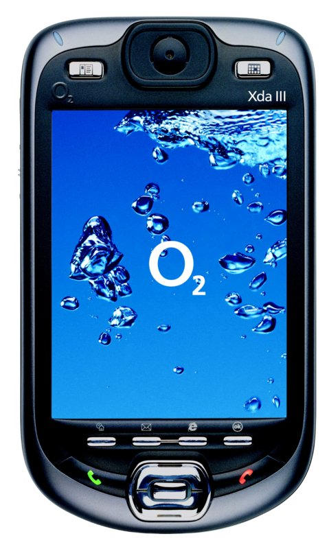 Überarbeitetes WindowsCE-Smartphone mit Tastatur auch bei O2