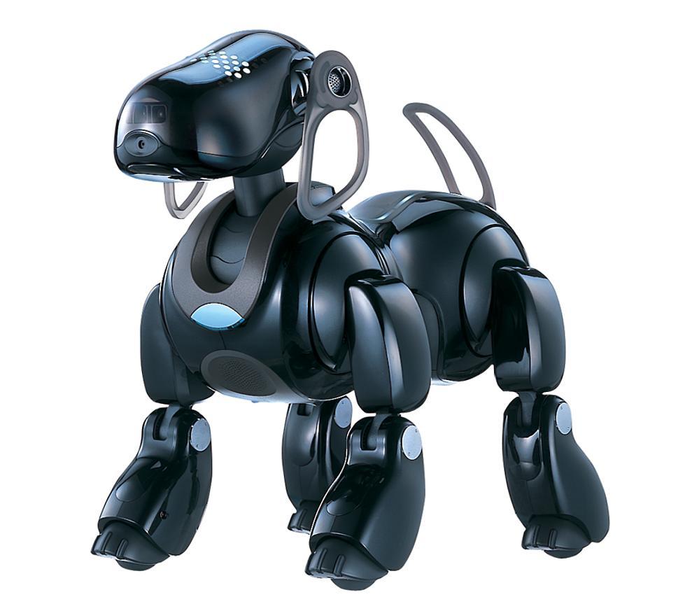 sonys roboter hund als pda und mp3 player update screenshots. Black Bedroom Furniture Sets. Home Design Ideas