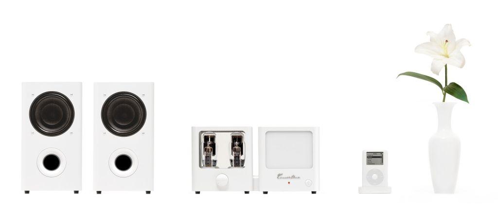Concertino: Klassischer Röhrenverstärker für den iPod