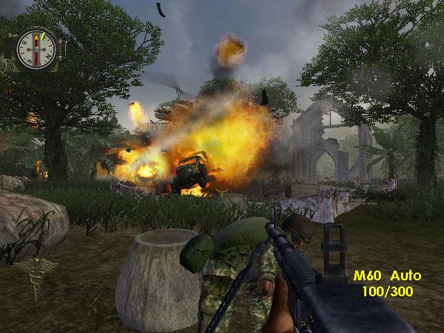 Spieletest: Men of Valor - Und noch ein Vietnam-Shooter...