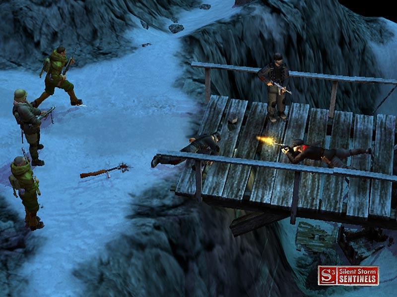 Spieletest: Silent Storm Sentinels - Rundenbasierte Hatz