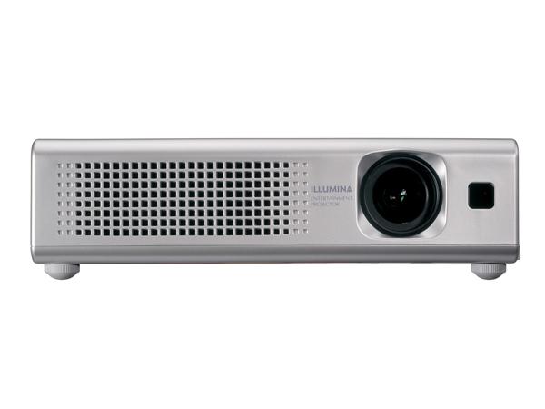 Hitachi mit neuem SVGA-Heimkino-Projektor für Einsteiger