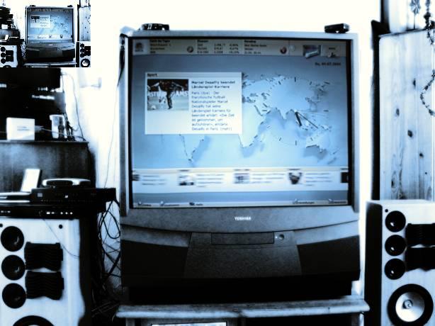 Eigener TV-Sender für private Film-, Foto- und Musiksammlung