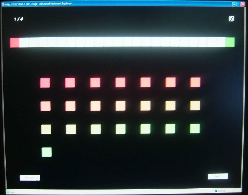 Samsung zeigt 4-ms-LCD und kompensiert Farbblindheit