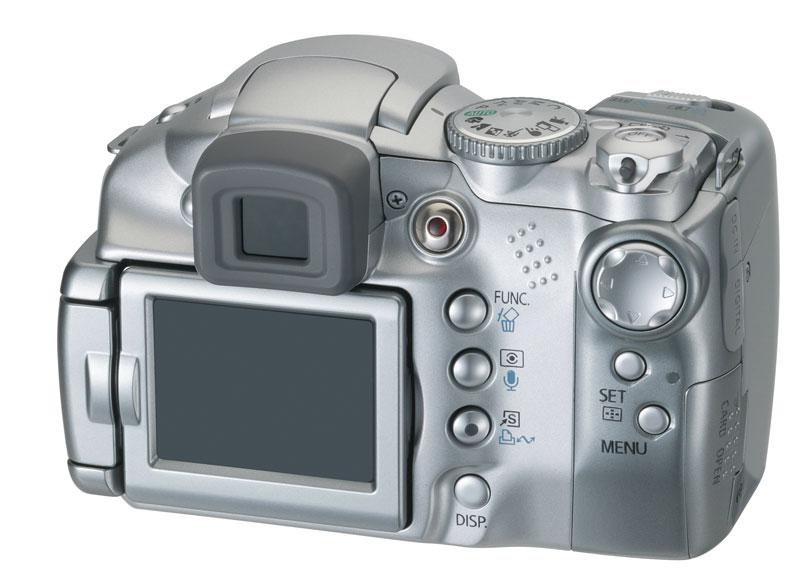 PowerShot S2 IS: Canon mit 12fach-Zoom in Kompaktkamera