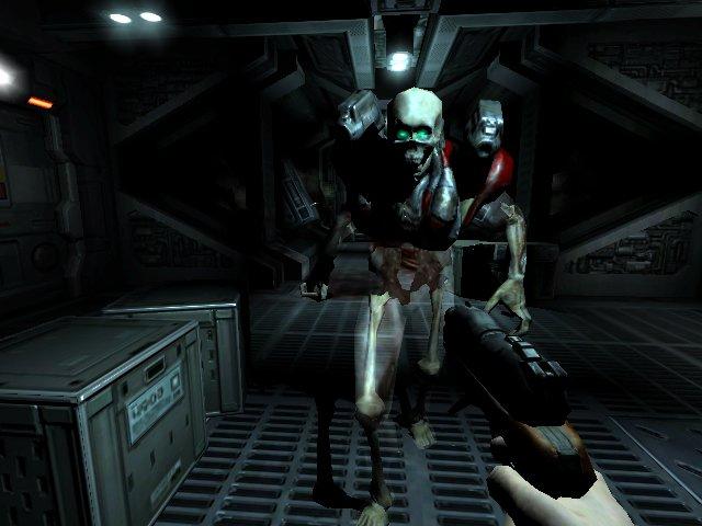 Spieletest: Doom 3 - Xbox-Besitzer dürfen zu zweit