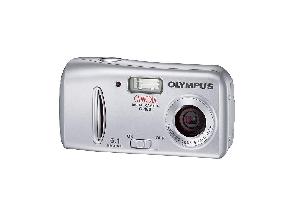 Olympus: 5-Megapixel-Kamera für Einsteiger