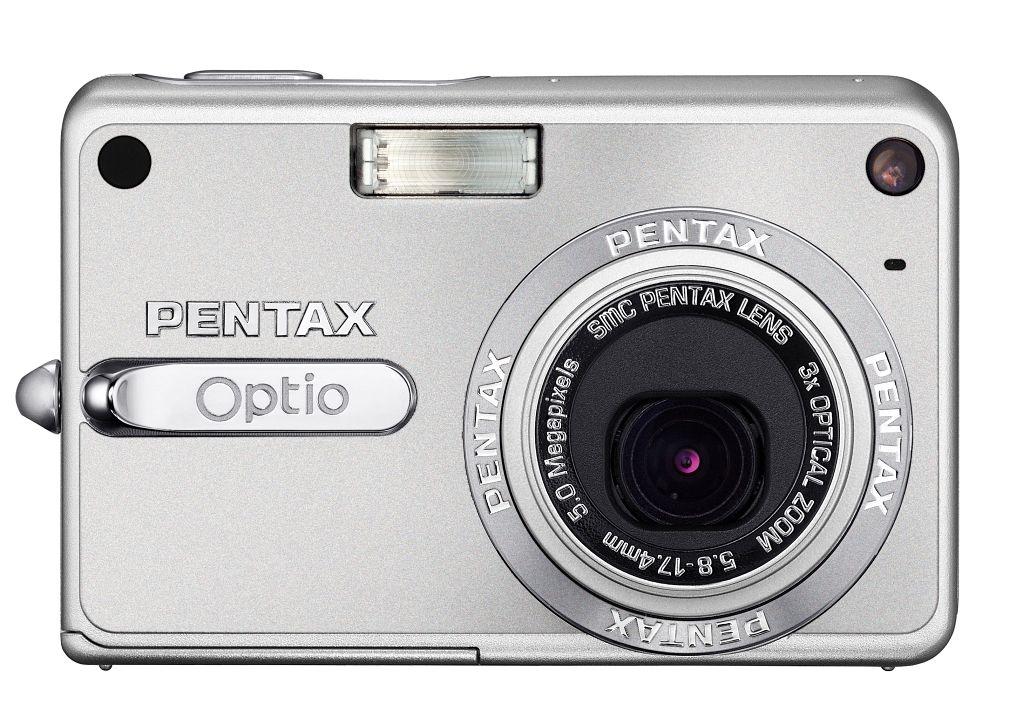 Pentax stellt einen Schwung neuer Optio-Kompaktkameras vor