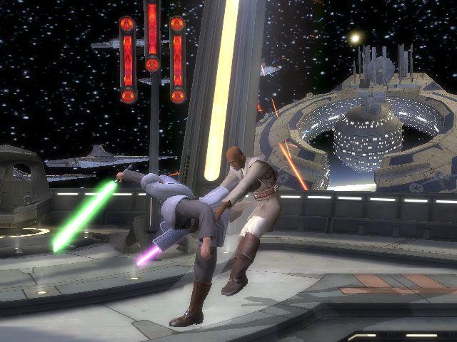Spieletest: Star Wars Episode 3 - Die Rache der Sith
