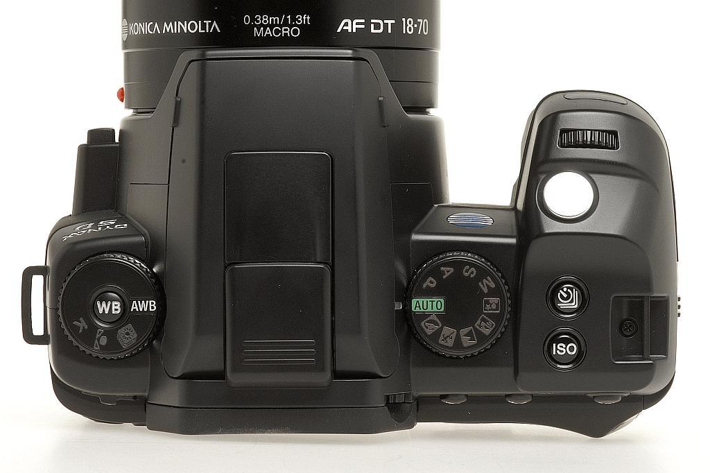 Minolta: Einsteiger-DSLR schützt vor Verwackeln