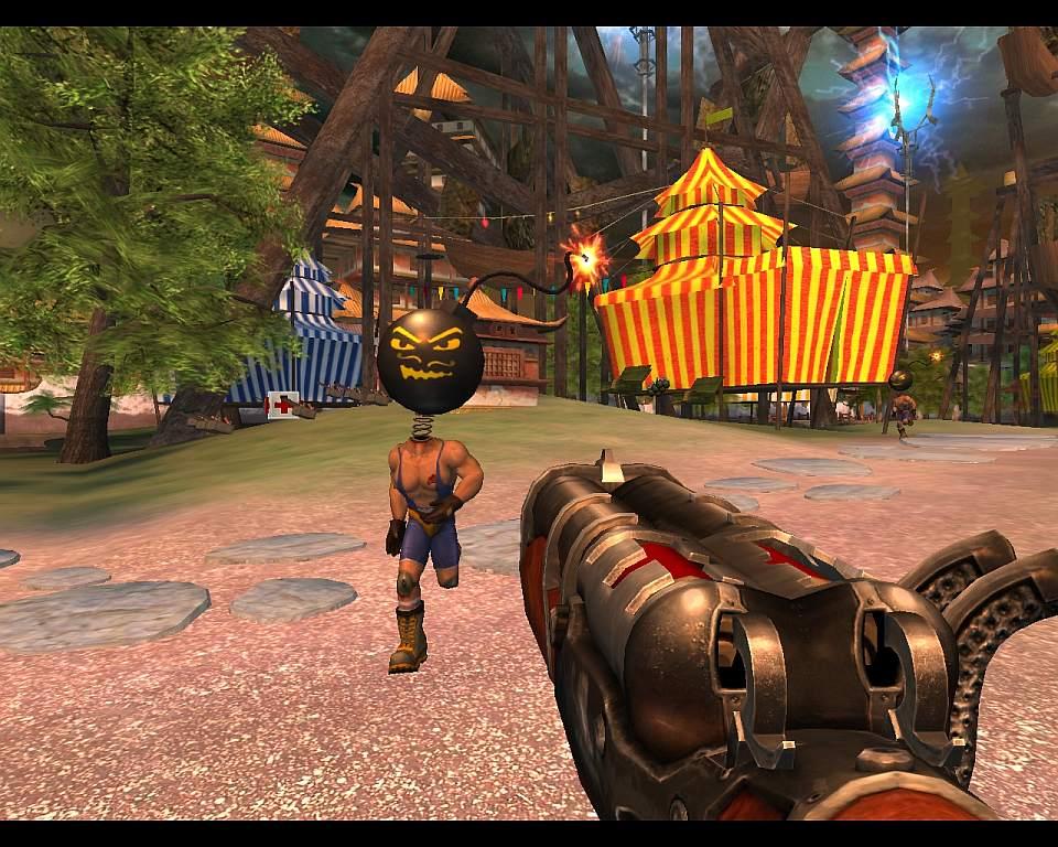 Serious Sam 2 - Neue Screenshots zeigen die Gegner