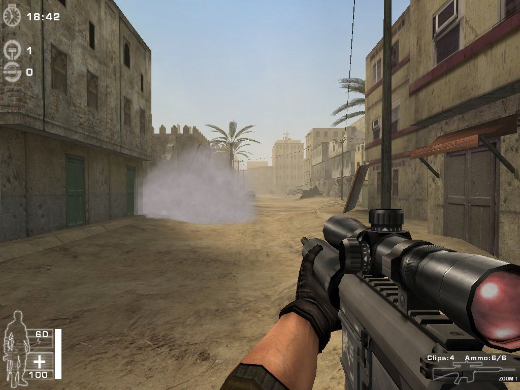 Strike Force 2004 - Überarbeitete Terroristenhatz für UT2004