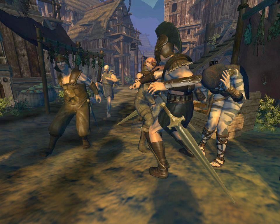 Age of Conan - Neue Bilder von Online-Rollenspiel