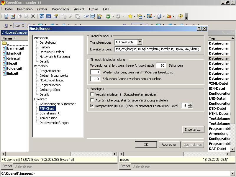 SpeedCommander 11 erhält Erweiterungsschnittstelle
