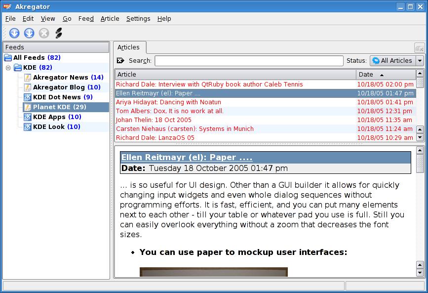 Desktop-Umgebung KDE 3.5 erschienen