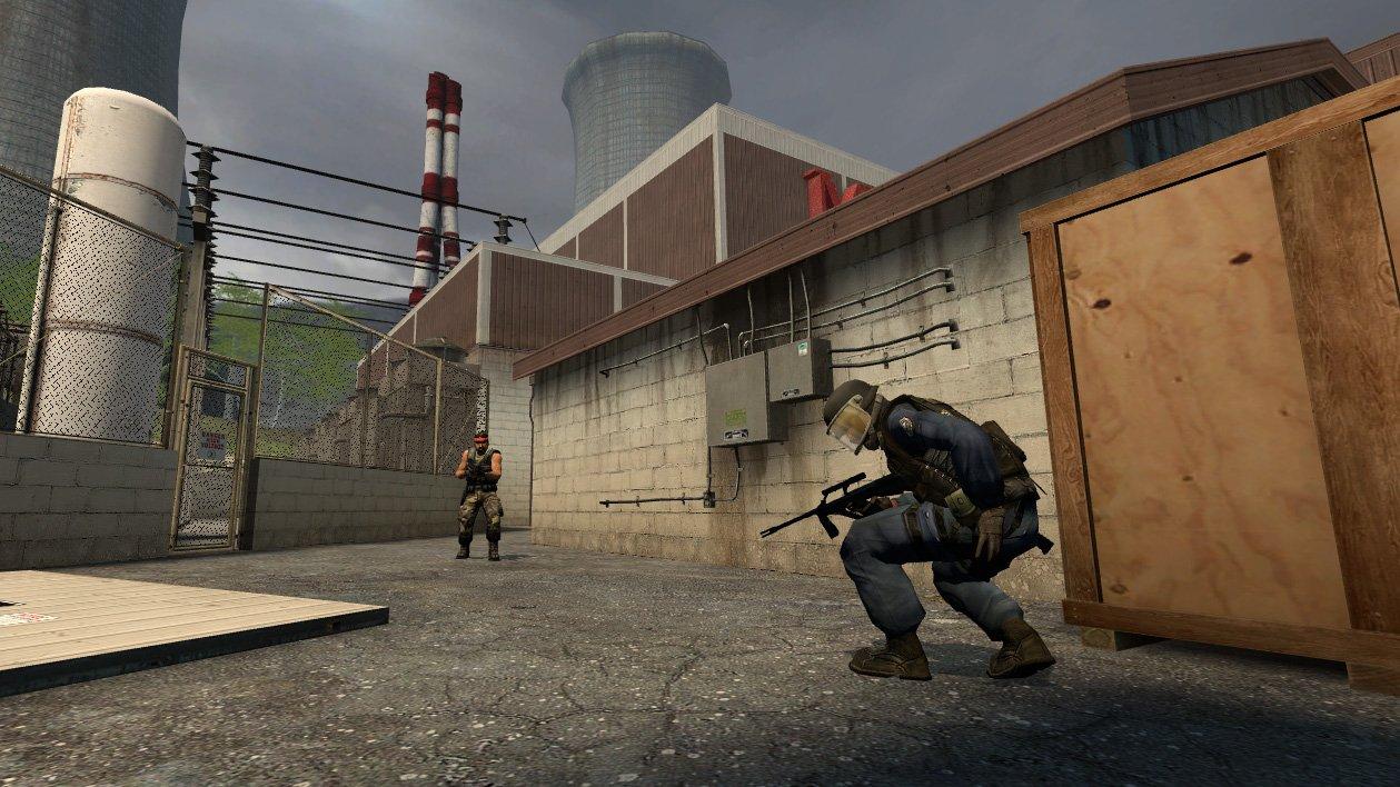 Hübschere Lichteffekte auch für Counter-Strike: Source