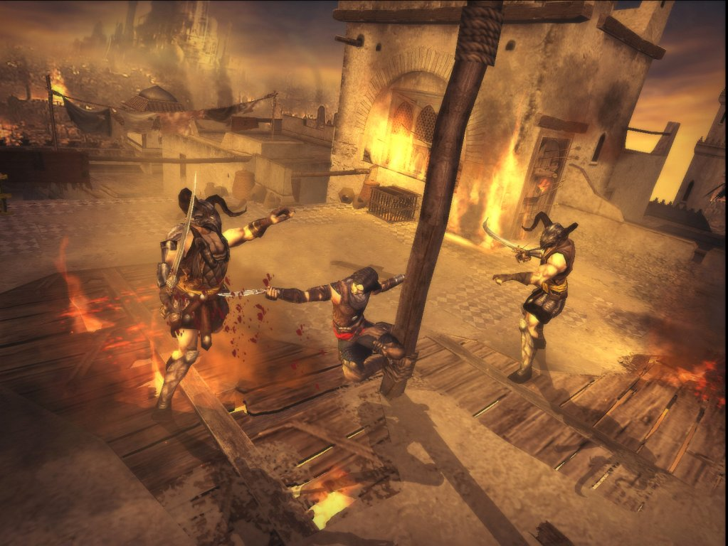 Spieletest: Prince of Persia - The Two Thrones