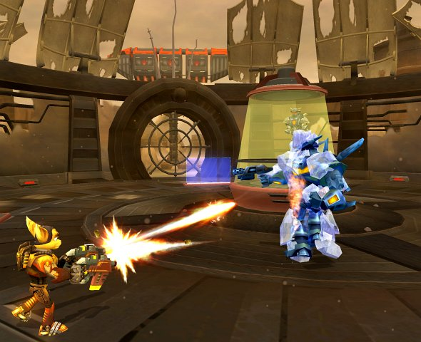 Spieletest: Ratchet Gladiator - Unkomplizierte PS2-Action