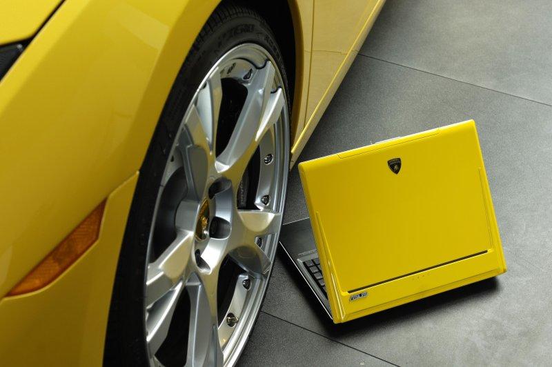 maxi ASUS Lamborghini