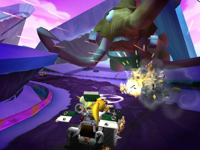 Spieletest: Crash Tag Team Racing - Jump&Race