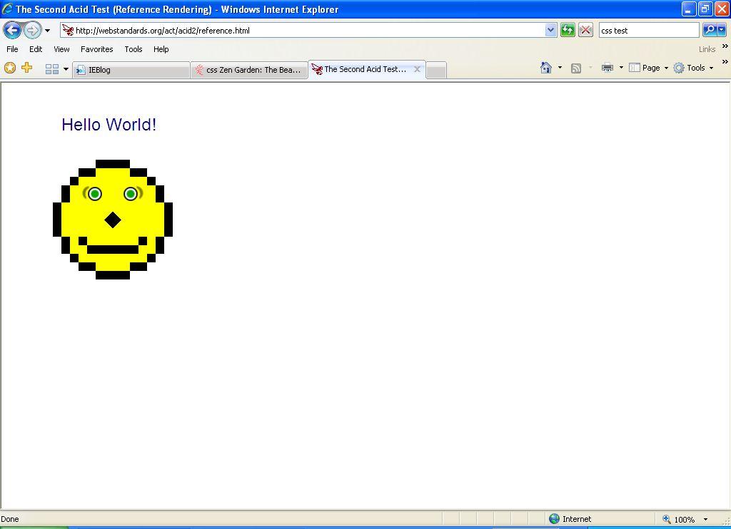 Internet Explorer 7 Beta 2 in deutscher Sprache fertig