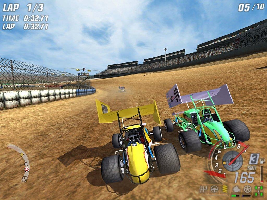 D Sprint Car Games