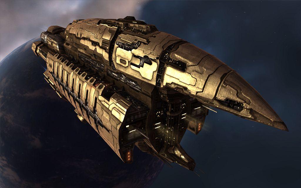 Eve Online: Erweiterung Kali bringt neue Grafik-Engine
