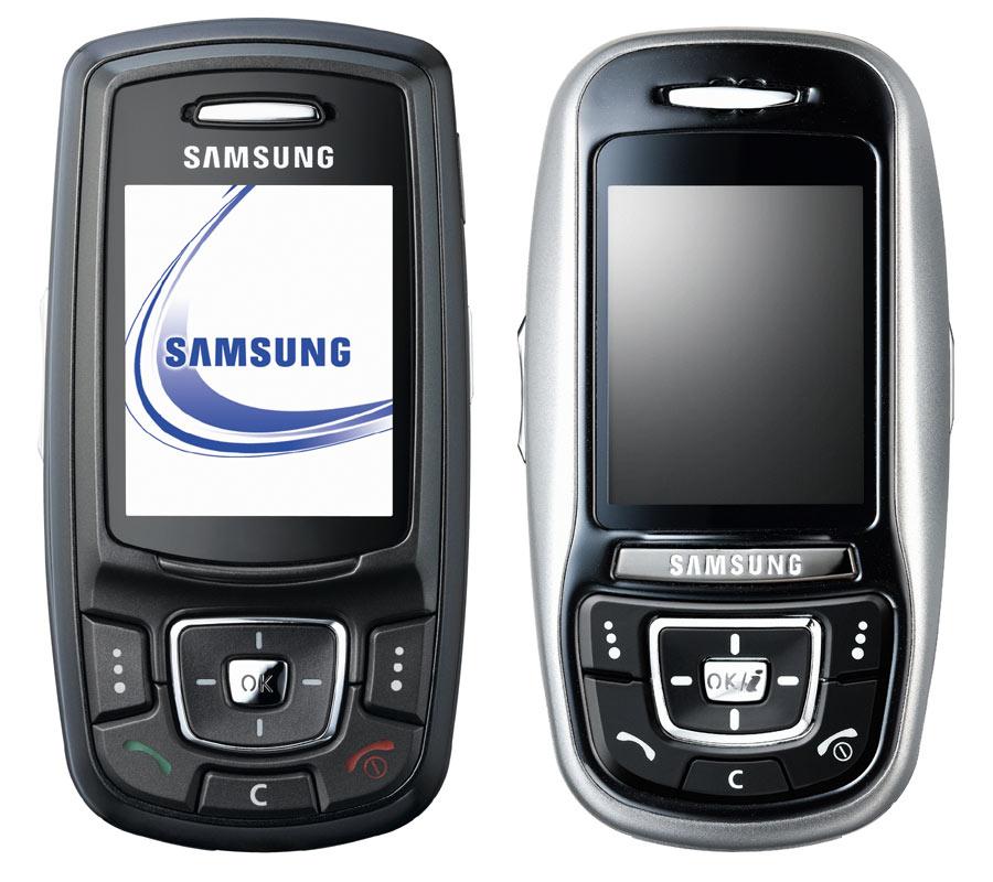 Samsung SGH-E370: Schiebehandy mit großem SMS-Speicher - Screenshots