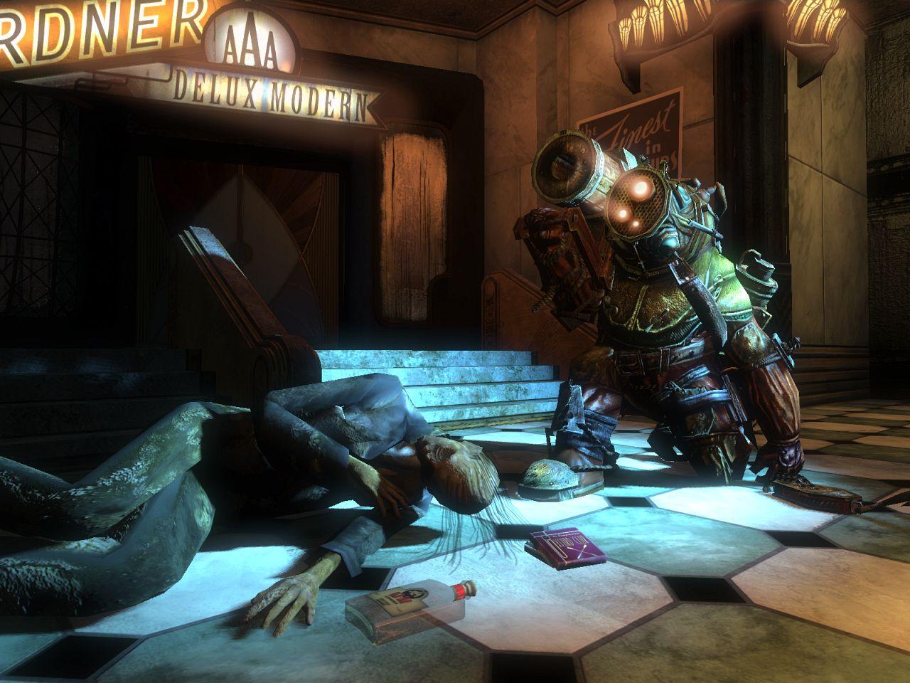 Bioshock-Kopierschutz - 2K Games reagiert auf Kritik