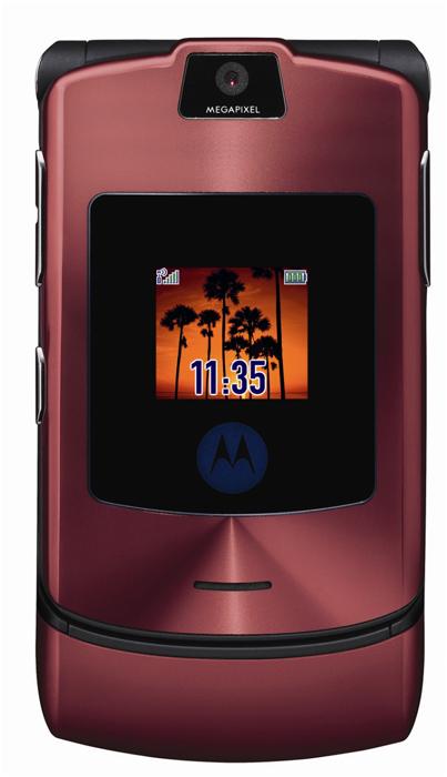 Motorolas RAZR bekommt iTunes spendiert