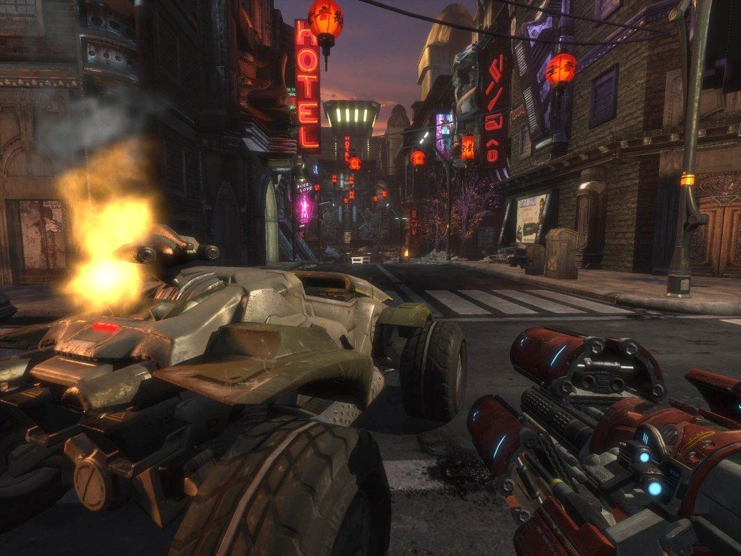 Unreal Tournament 2007 nicht für die Xbox 360 (Update)