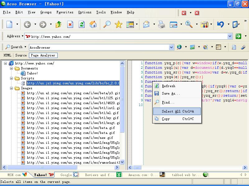 Aktualisierter Browser-Aufsatz für den Internet Explorer