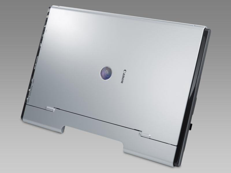 Herbstkollektion 2006: Canon zeigt vier neue Scanner