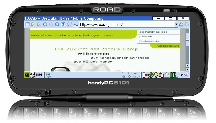 Neuer Starttermin für Roads Linux-Smartphone
