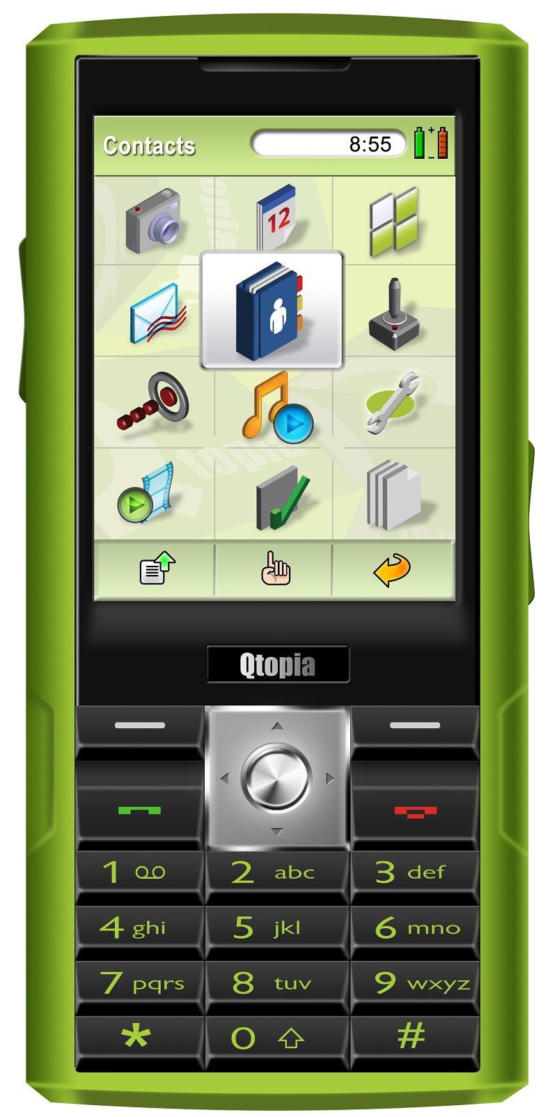Trolltech stellt Greenphone ein