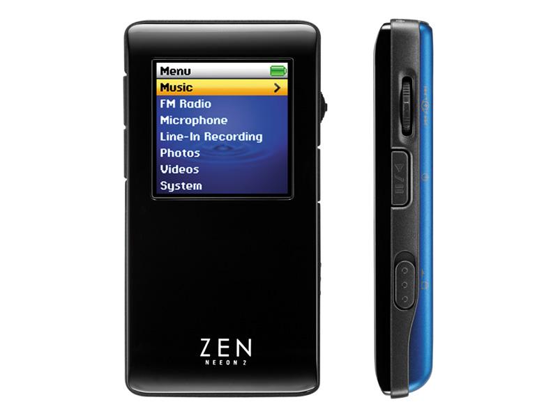 Neeon 2 - Creative knöpft sich den iPod Nano vor