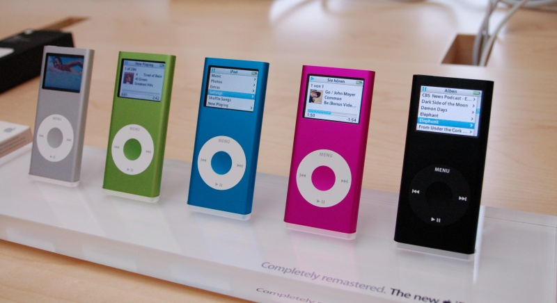 Angetestet: Alle neuen iPods
