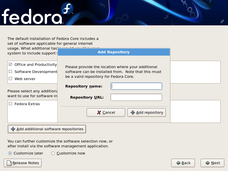 Fedora Core 6 in neuem Outfit