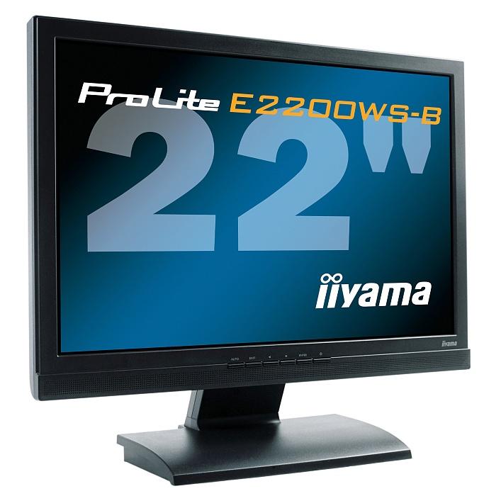 Auch Iiyama mit 22-Zoll-Monitor für unter 400,- Euro