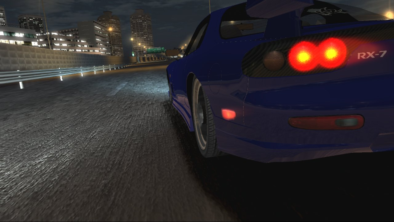 Spieletest: Import Tuner Challenge - Last-Generation-Racing