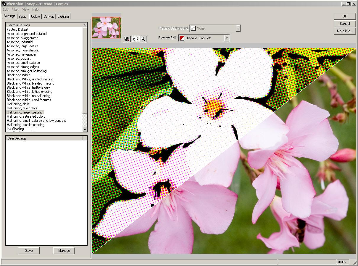 Snap Art - Plug-In mit Maleffekten für Photoshop